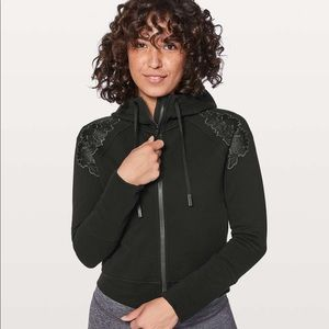 Lululemon Embroidered to You Hoodie Black 4
